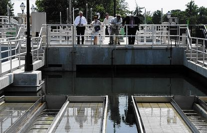 All of the water and sewer operations in Harford County, like the one above, would be consolidated under a proposal to create a water and sewer authority.
