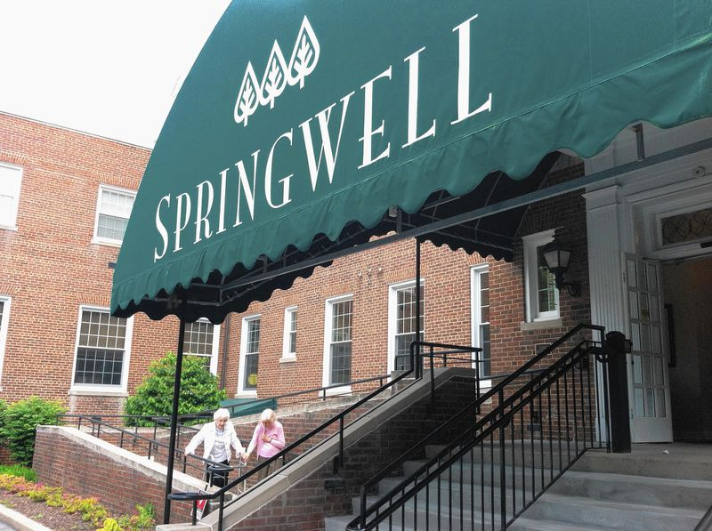 Zoning Board Approves Variance For New Springwell Building Baltimore Sun