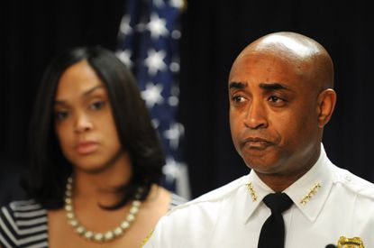Former police commissioner: Mosby 'incompetent' and 'vindictive'