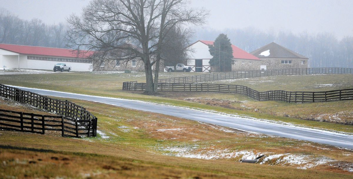 Owners Of Major Harford Horse Farm Explore Possible Sale Baltimore Sun