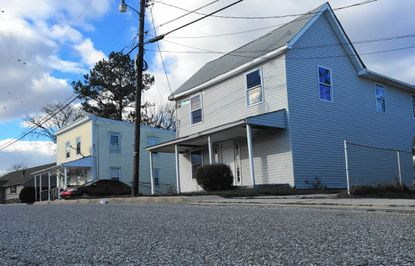 The Winters Lane restoration involves five duplexes, all about 100 years old, according to an application for funding. The buildings were renovated in 1989, but age-related defects continue to cause serious problems, the application said.