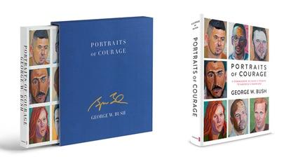 "George W. Bush's ""Portraits of Courage"""