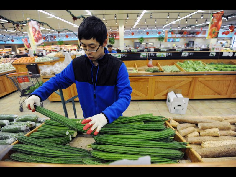Baltimore-area Asian groceries offer chance to change up