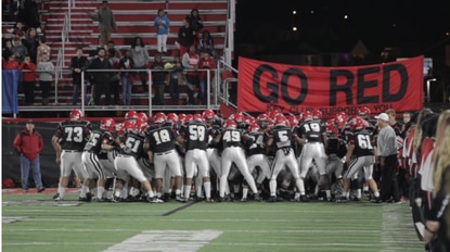 "The documentary ""Roll Red Roll"" takes a deep and hard look the role of social media in amplifying the conversation about the rape of a a 16-year-old girl by members of the Steubenville (Ohio) High School football team."