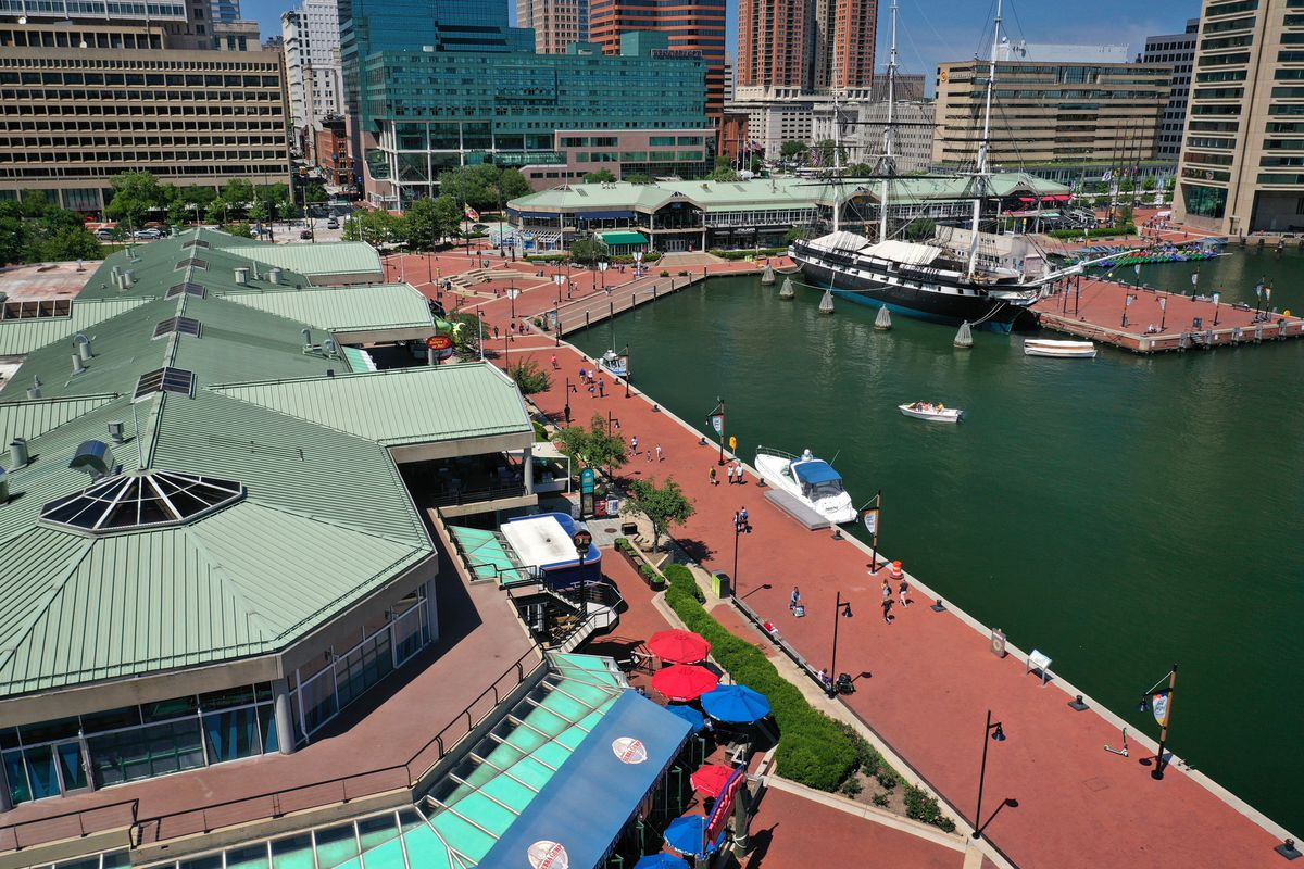 Tenants at Baltimore's Harborplace struggled over the summer, report shows