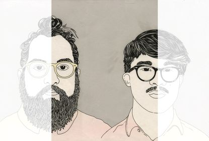 Wilson Kemp and Peter Tran, formerly of Hume, are just a pair of fuss-free artists rediscovering the pleasure of making music together.