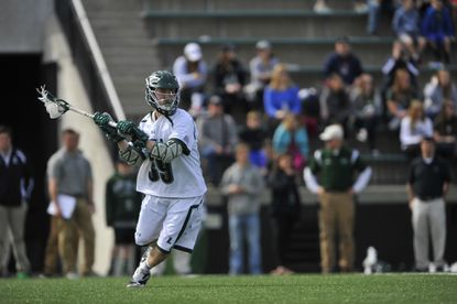 Loyola midfielder and Calvert Hall graduate Chris Myers was the 2016 recipient of the NCAA Elite 90 Award. It goes to the player with the highest grade-point average participating in the final-four format.