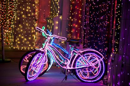Baltimore Bike Party: Moonlit Madness