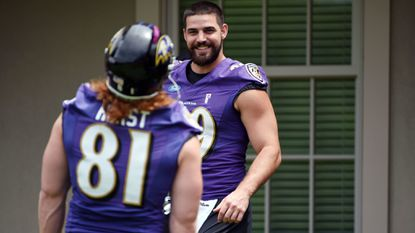premium selection c5db4 ff3a1 Ravens 2019 training camp preview: Tight end - Baltimore Sun
