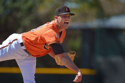 Early jam proves productive for Orioles' Tyler Wilson in second spring start