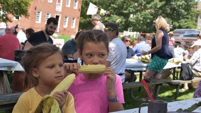 Aug. 4 marks 48 sweet years for Old-Fashioned Corn Roast