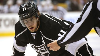 Kings' Anze Kopitar is recognized for stellar play
