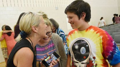 Oh, the places you'll go: Eighth-graders say farewell, look ahead in Shiloh Middle School assembly