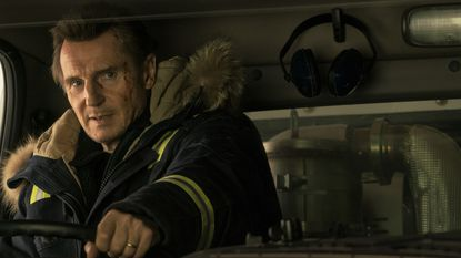'Cold Pursuit' review: Liam Neeson blows snow, while movie itself just blows chunks