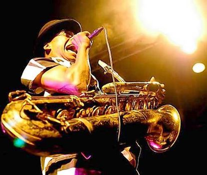 """""""Everyday Sunshine: The Story of Fishbone"""" plays at <a href=""""http://findlocal.baltimoresun.com/listings/charles-theatre-baltimore"""">The <runtime:topic id=""""PLTRA0000102"""">Charles Theatre</runtime:topic></a>."""