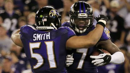 Daryl Smith and C.J. Mosley