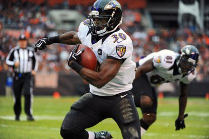 Bernard Pierce showed promise as a rookie and could one day be the starter with the Ravens or elsewhere, but his fantasy value appears to be limited entering 2013.