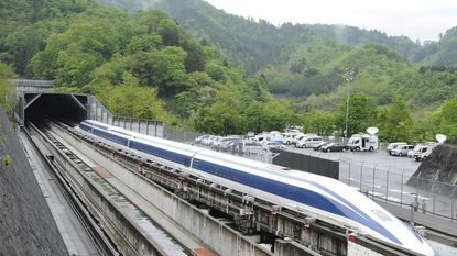 Would bullet train be 'magic bullet' for Baltimore's population, tax base?
