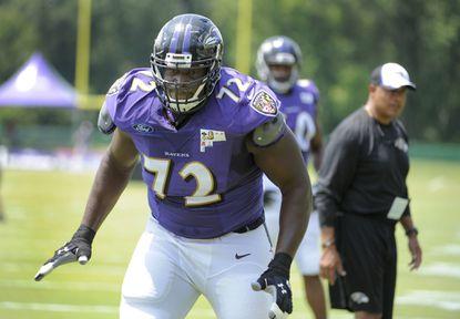 Preseason opener will have greater meaning for Ravens' Kelechi Osemele