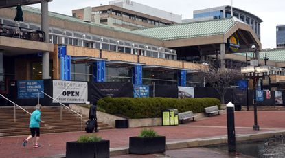 LandShark Bar & Grill will be moving into Harborplace's Light Street Pavilion later this year.