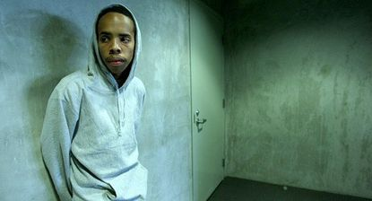 Earl Sweatshirt, of the rap collective Odd Future, at his apartment in Hollywood.