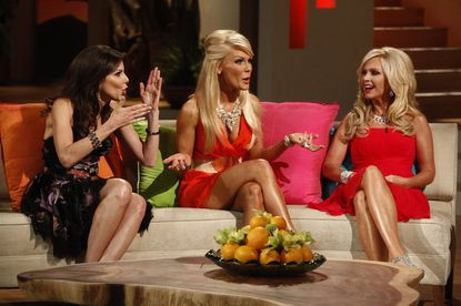 'Real Housewives of Orange County' reunion, part 1