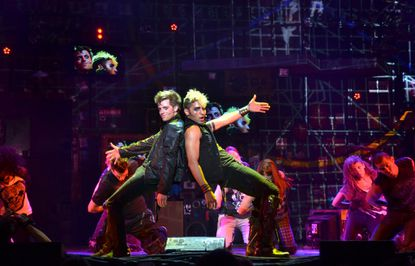 National touring production of 'American Idiot'