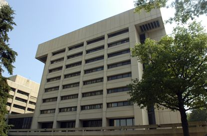 The State Center complex in Midtown is slated for redevelopment.