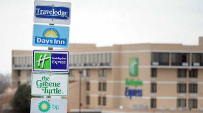 With collection of Harford County's new lodging tax set to begin Monday, Aberdeen city officials are talking about using some of the city's take to reduce to reduce the property tax rate.