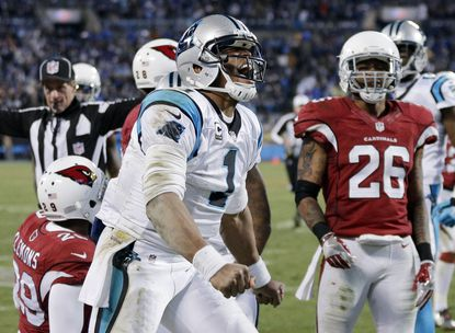 Panthers rout Cardinals 49-15 to set Super Bowl matchup with Broncos