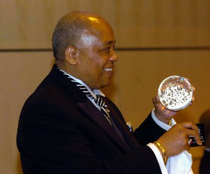 The Rev. Dr. Harold A. Carter Sr., who died May 30, had been honored at the Reginald F. Lewis Museum of Maryland African American History and Culture Living Legends reception in 2006.