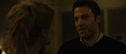 "A new ""Gone Girl"" trailer is released."