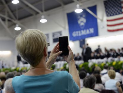 A former headmaster of the Gilman School has died, leaving a void for many who knew him.