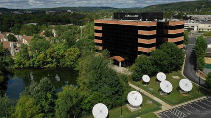 Sinclair Broadcast Group headquarters are in Hunt Valley.