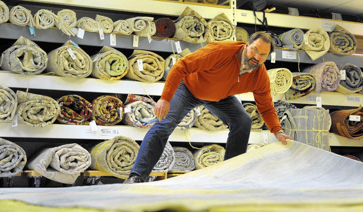 Baltimore Based Rug Designer Has Grown