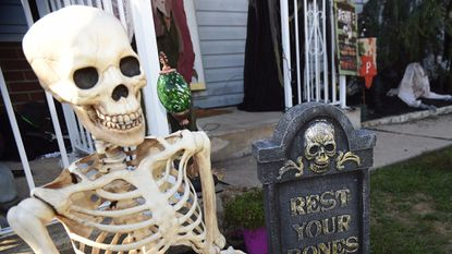 Halloween Weekend in Harford County starts tonight and runs through Halloween Night on Tuesday. There are plenty of appropriate holiday decorations around the county.