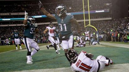 Cornerback position suddenly a strength for Eagles