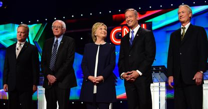 CNN draws largest audience ever for Democratic debate