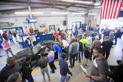 Belair Auto Auction >> Bel Air Auto Auction Celebrates Final Anniversary Before Its
