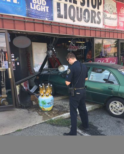 A driver suffered a medical emergency around 2:30 p.m. Thursday, lost control of her vehicle and crashed into One Stop Liquors at Pulaski Highway and Otsego Street in Havre de Grace, according to Havre de Grace Police Cpl. Kenneth Terry. The driver was checked for injuries but they were not known, Terry said. Susquehanna Hose Company responded and a building inspector was requested to inspect the structural integrity of the building.