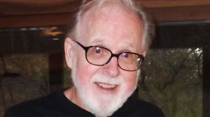 James Sizemore, cartoonist and retired Social Security worker