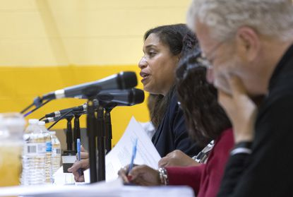 Melissa Maddox-Evans, executive director of the Housing Authority of the City of Annapolis, urged tenants who have a rent balance to either pay their back rent in full, submit an interim rent adjustment request or enter into a payment plan by the Oct. 9 deadline in a letter sent to residents Thursday.