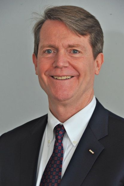 This is Richard J. Douglas, Republican candidate for Senate. Photo by unknown/emailed handout (daily folder 03/21/12)