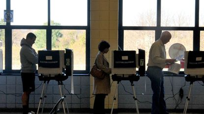 Baltimore County voters face decisions on charter amendments and borrowing on this year's ballot under Questions A through O.