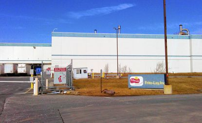 As Frito Lay expands its plant on Hickory Drive in Aberdeen city limits, is is planning to build a parking lot on adjacent land that is outside Aberdeen's municipal borders.
