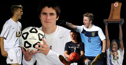 The Howard County All-Decade boys soccer team, featuring players who played between 2010 and 2019.