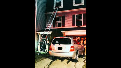 Cause of Columbia townhouse fire under investigation