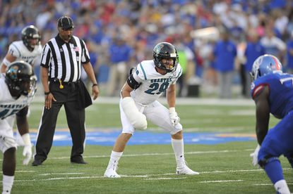 Silas Kelly, a redshirt senior at Coastal Carolina and a South Carroll High School graduate, is back from a knee injury and leading the Chanticleers to a 2-0 start this fall.