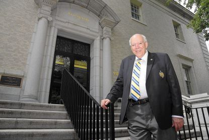 Naval Academy Museum historian/senior curator Jim Cheevers, who has been at the academy for 50 years, is retiring.