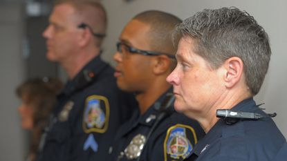 Nearly 1,000 Baltimore County police officers now have body cameras
